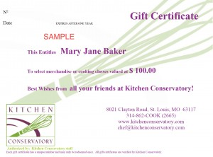 giftcertificatesample